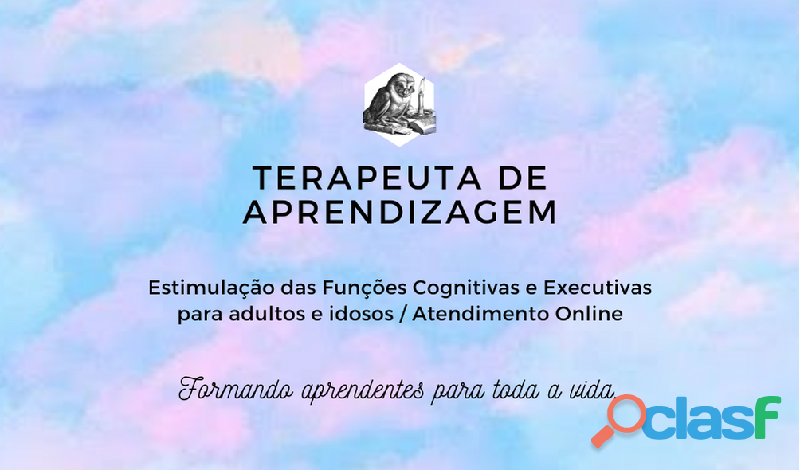 TERAPEUTA DE APRENDIZAGEM 1