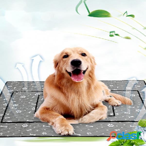 Taanimale para animais de estimação de refrigeração de verão taanimale antiderrapante cachorro taanimale para gatos de r
