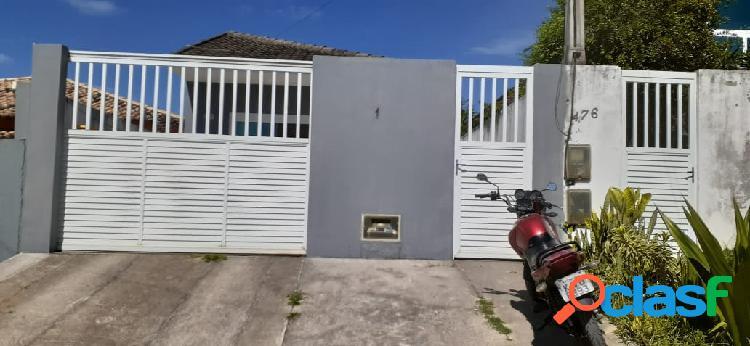 Casa linear - venda - são pedro da aldeia - rj - balneário das conchas