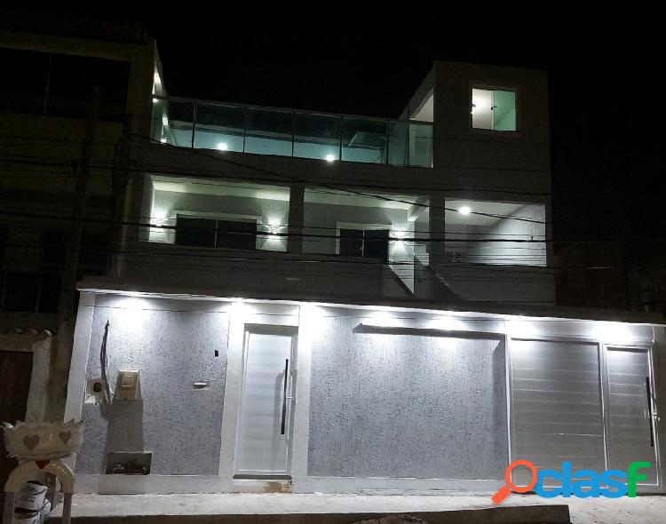 Casa triplex - venda - são pedro da aldeia - rj - bela vista