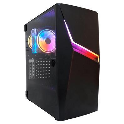 Computador gamer concórdia intel core i5-9400f, 8gb, 1tb