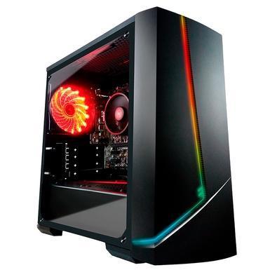 Computador gamer g-fire intel core i3-9100f, 8gb, ssd 240gb,