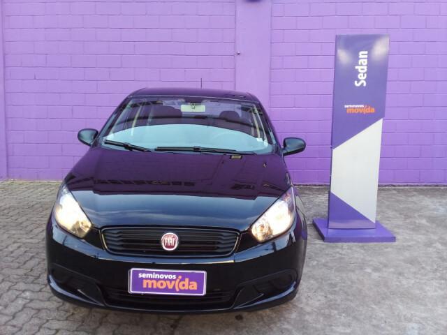 Fiat grand siena 1.4 8v preto 2020/2021 - são paulo 1554696