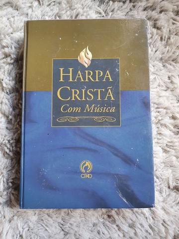 Harpa cristã com música