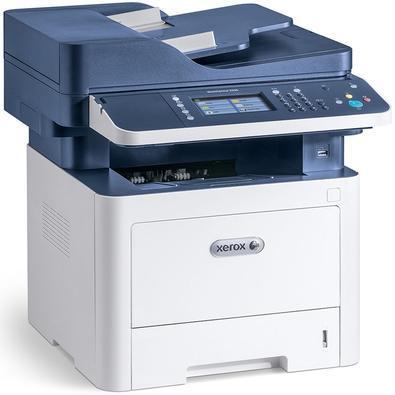 Multifuncional xerox workcentre 3335, laser, mono, wi-fi,