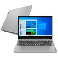 Notebook Lenovo Dual Core 4GB 128GB SSD Tela 15.6 Windows 10