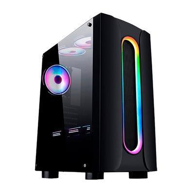 Pc gamer g-fire amd athlon 3000g, 8gb, ssd 240gb, rgb,