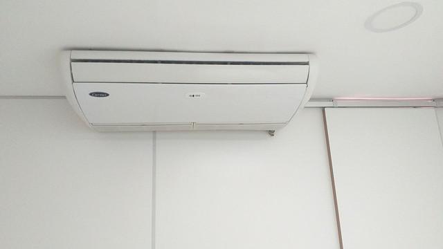 Vendo ar condicionado piso teto 36 mil btus carrier