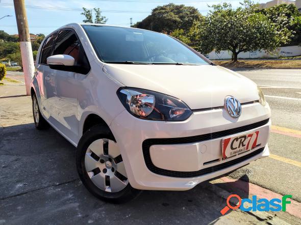 Volkswagen up! move 1.0 total flex 12v 5p branco 2015 1.0 flex
