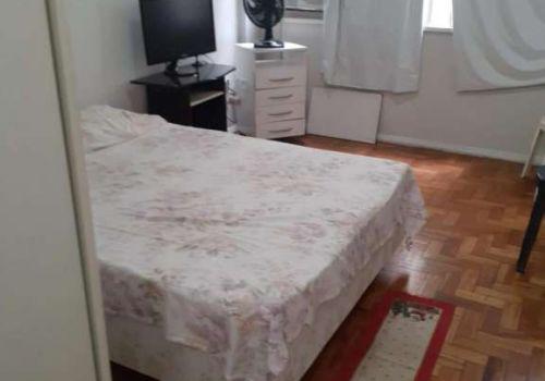Apartamento para aluguel - botafogo, 1 quarto, 20 m² - rio