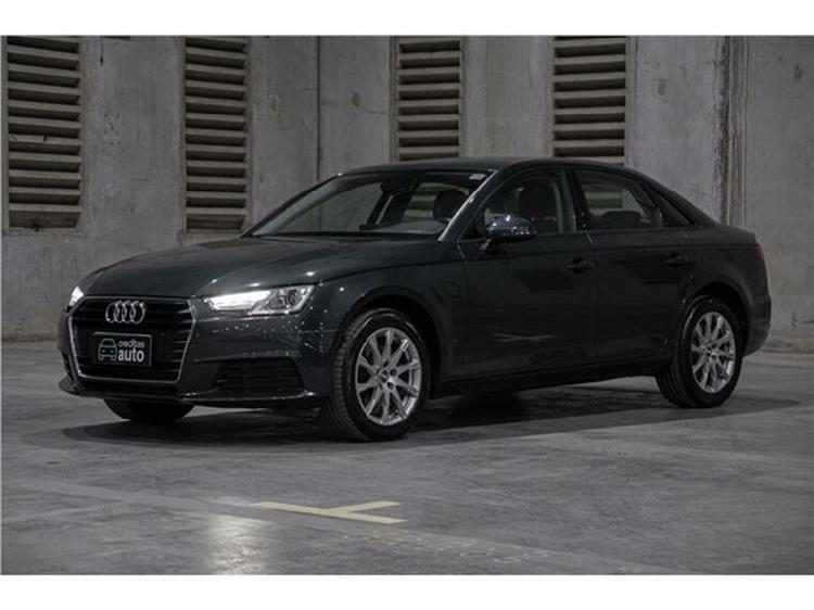 Audi a4 2.0 limited edition cinza 2018/2018 - são paulo