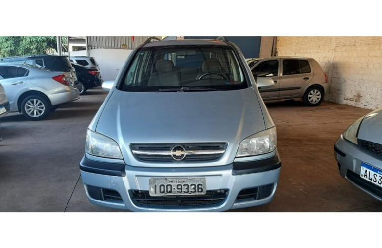 Chevrolet zafira expression 2.0 (flex) (aut) / 2010