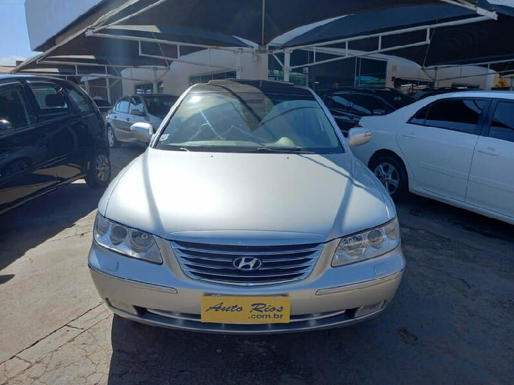 Hyundai azera 3.3 gls v6 prata 2010/2010 - brasília 1561485