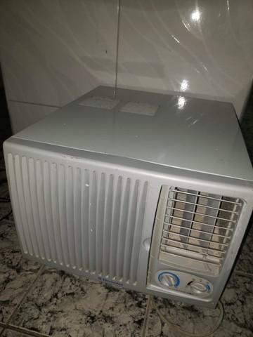 Ar condicionado electrolux janela