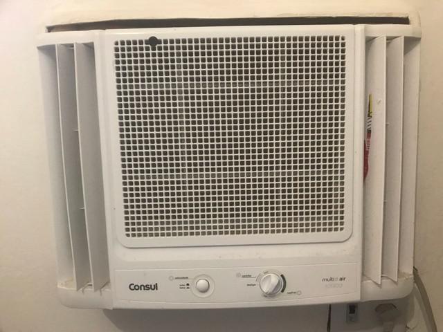 Ar condicionado de janela consul 10.000btu 220v