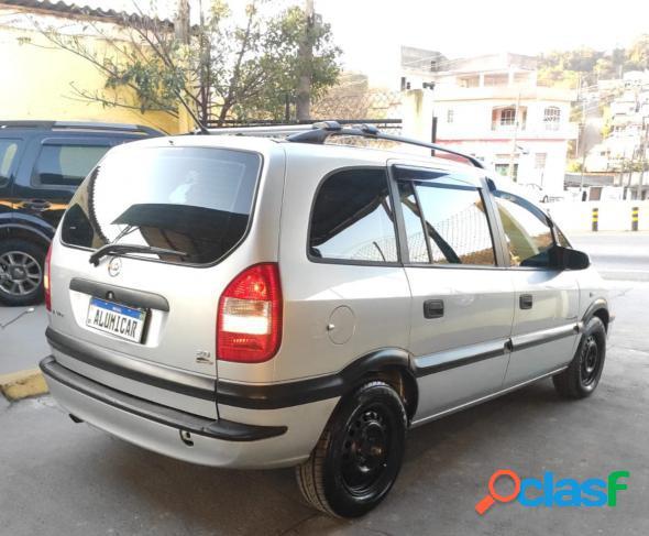 Chevrolet zafira expres. 2.0 mpfi flexpower 5p aut prata 2011 2.0 flex