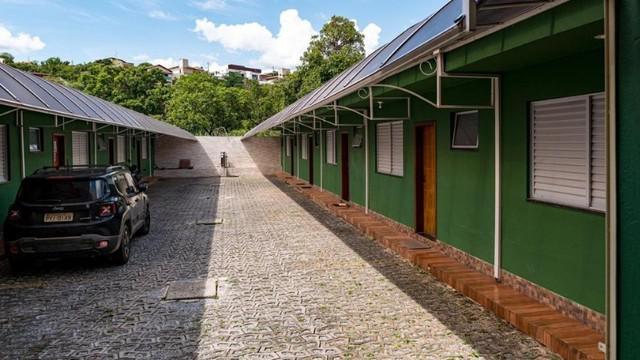 Apartamento para alugar com 1 dormitórios em bela bela,