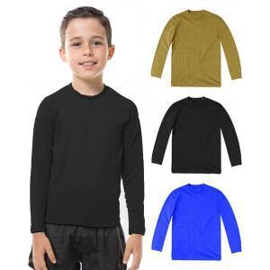 Marketplace] [parcelado] kit com 03 camisetas uv protection