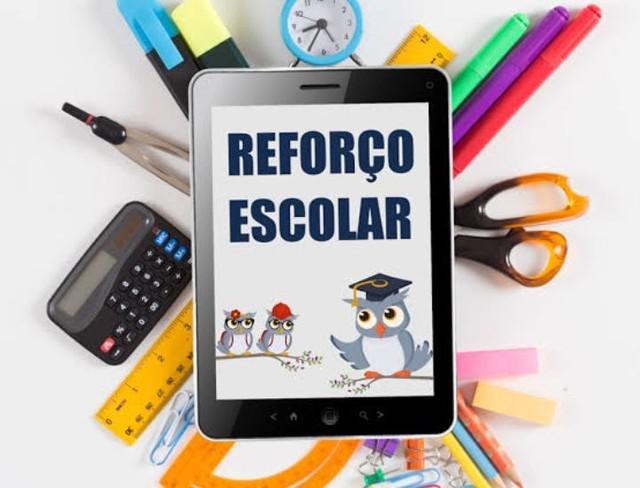 Aulas online - alfabetização e reforço escolar