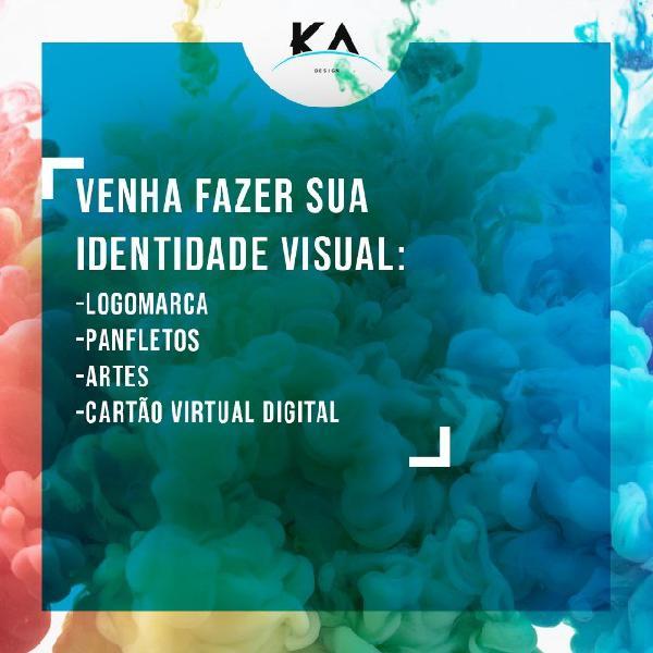 Criação de sites, lojas virtuais, aplicativos, identidade
