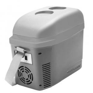 Mini cooler 7 l multilaser tv013 com alça e porta copos