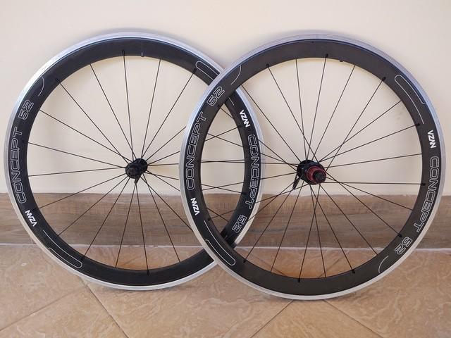 Rodas vzan concept 52 carbon