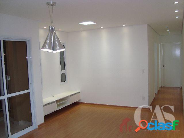 Apartamento vl. valparaíso 54m - santo andré