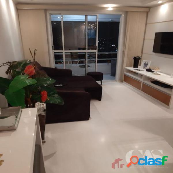 Apartamento com 2 dormitórios à venda, 67 m² por r$ 413.000 - parque das nações - santo andré/sp