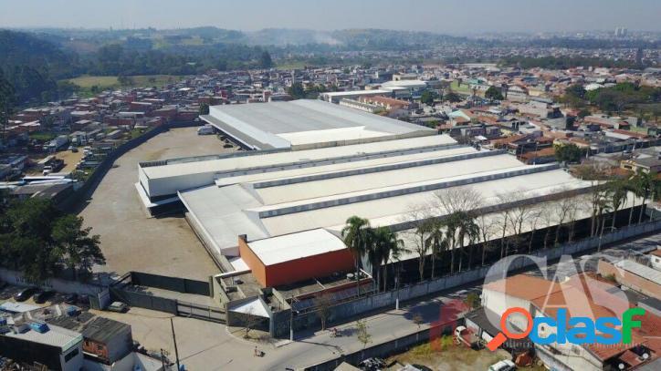 Galpão à venda, 19477 m² por r$ 38.000.000 - jardim helena - são paulo/sp