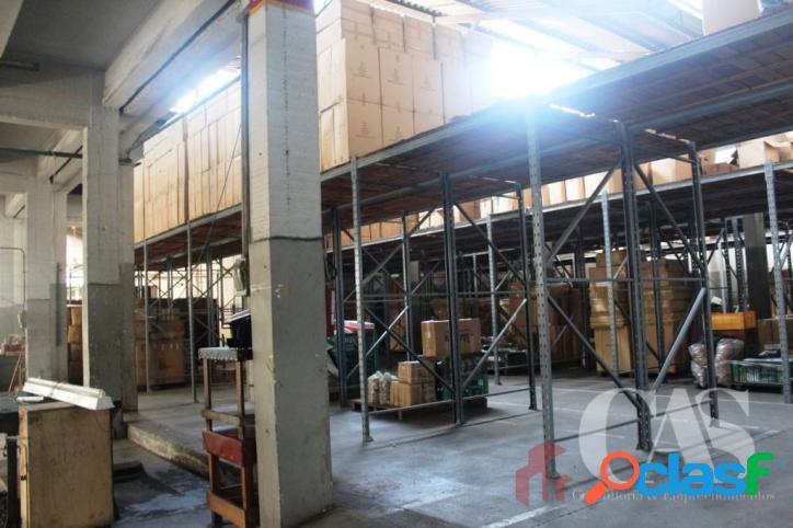 Galpão à venda, 9230 m² por r$ 44.000.000 - vila leopoldina - são paulo/sp
