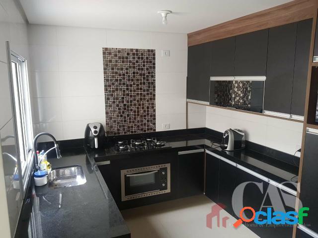 Cobertura 2 Dormitórios 2 Vagas, 100 m² Parque Oratório, Santo André - SP 2