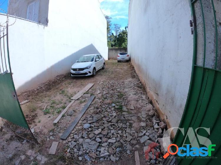 Terreno 5x25m² - bairro jardim las vegas - santo andré – sp