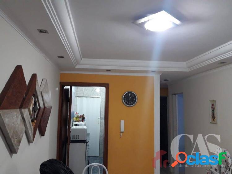 Apartamento 2 quartos 1v. 53m² - jardim santo andré - santo andré/sp