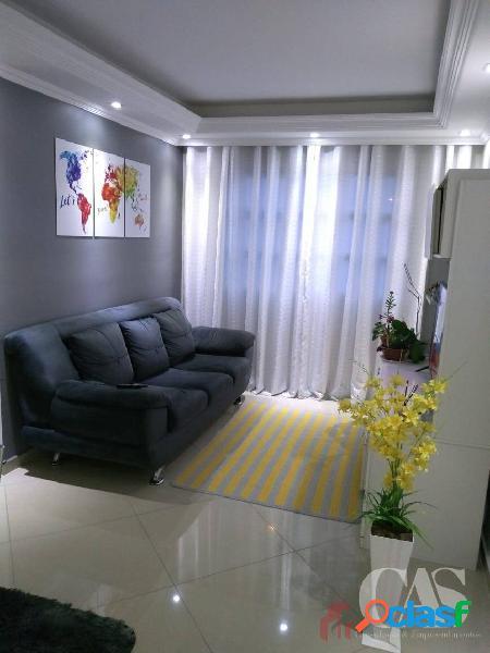 Apartamento 2 dormitórios. - jardim santo andré - santo andré/sp