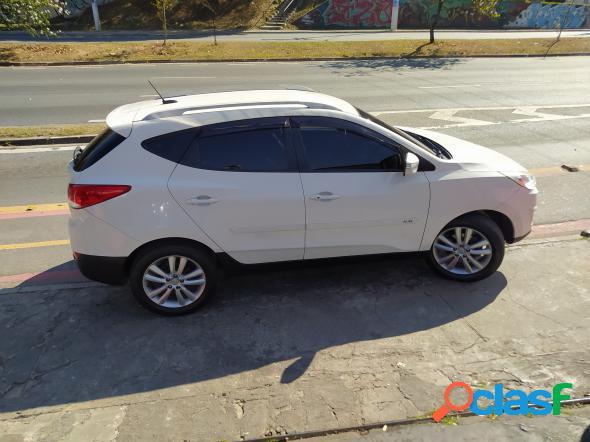 Hyundai ix35 gls 2.0 16v 2wd flex aut. branco 2014 2.0 flex