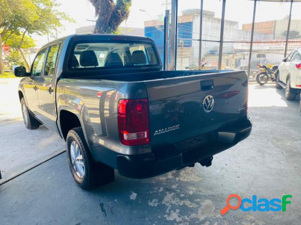 Volkswagen amarok se cd 2.0 16v tdi 4x4 diesel cinza 2019 2.0 diesel