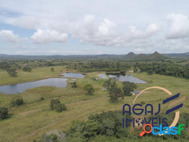 Fazenda em alto araguaia-mt | 383 alqueires | dupla aptidão