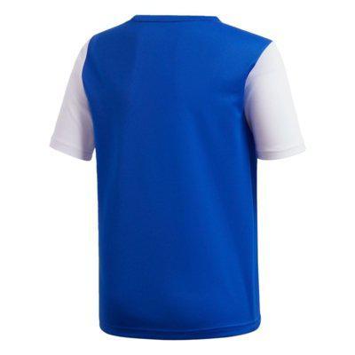 Camisetas manga curta adidas estro 19 azul
