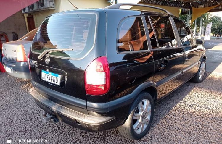 Chevrolet zafira elite 2.0 (flex) (aut) / 2006