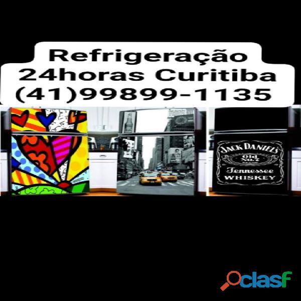 Eletrolav refrigeração 24horas atendimento imediato (41)99899 1135