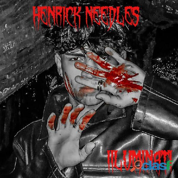 Escute o novo álbum de henrick needles em todas plataformas digitais