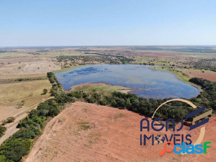 Fazenda em formoso do araguaia-to | 243,7 alqueires | dupla aptidão