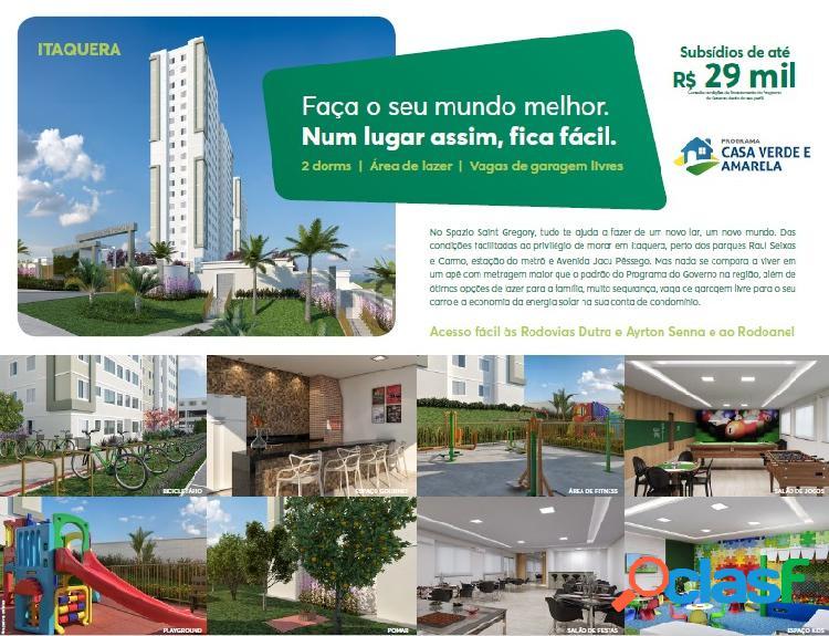 Apartamento - venda - itaquera - sp - alameda dos pêssego