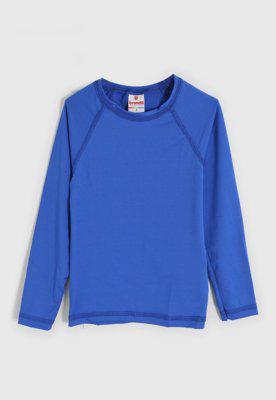 Camiseta brandili infantil uv azul