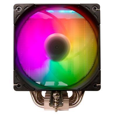 Cooler para processador scythe mugen 5, argb, amd/intel -