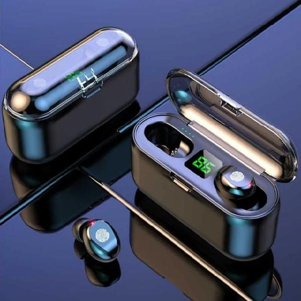 Fone bluetooth v5 5.0