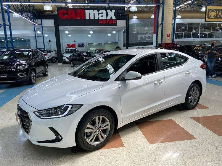 Hyundai elantra 2.0 16v branco 2017/2018 - santo andré