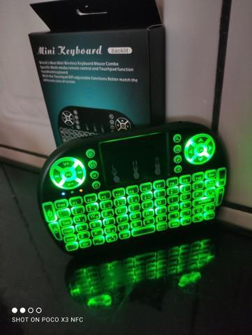 Mini teclado bluetooth