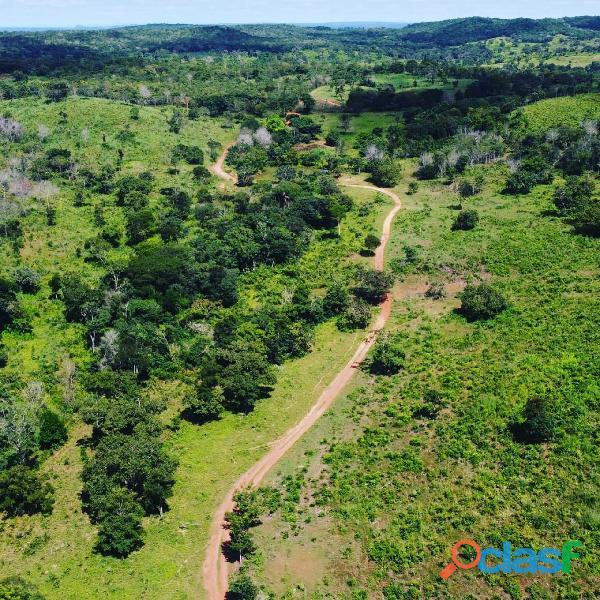 140 Alqs Terra Vermelha Beira Rio Pronta Itapiratins TO 1