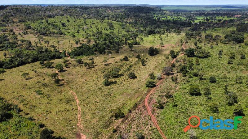 140 Alqs Terra Vermelha Beira Rio Pronta Itapiratins TO 2